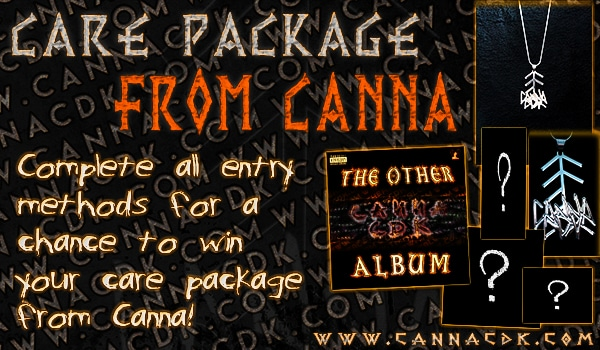 New Contest From Canna CDK