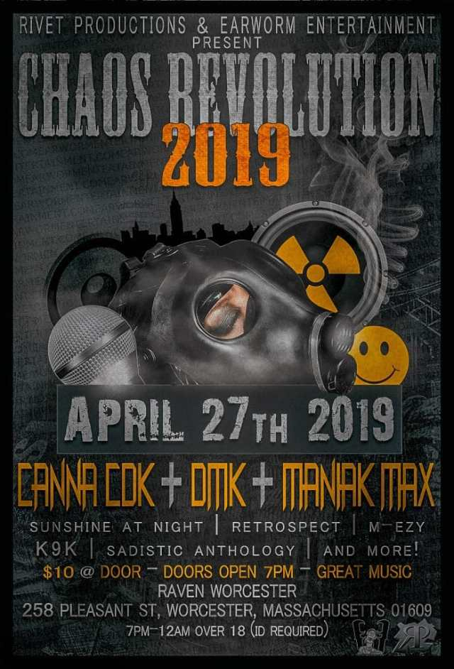 Theres Chaos Revolution Coming 2019
