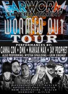 The All Out Wormed Out Tour Details