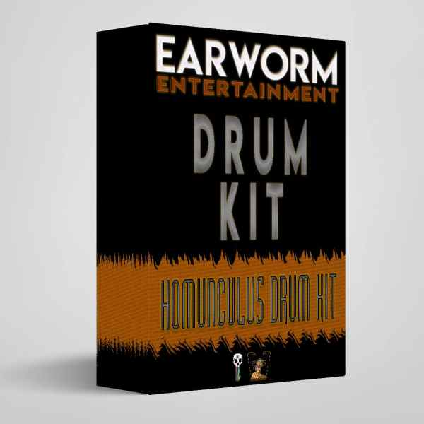 Homunculus Drum Kit