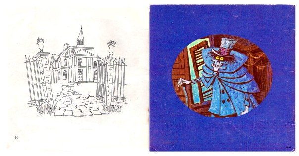 Hat Box Ghost from the Haunted Mansion audio book