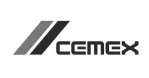 CEMEX Client gray logo Commercial Security System