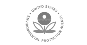 United States Enviromental Protection Agency Client gray logo Commercial Security System
