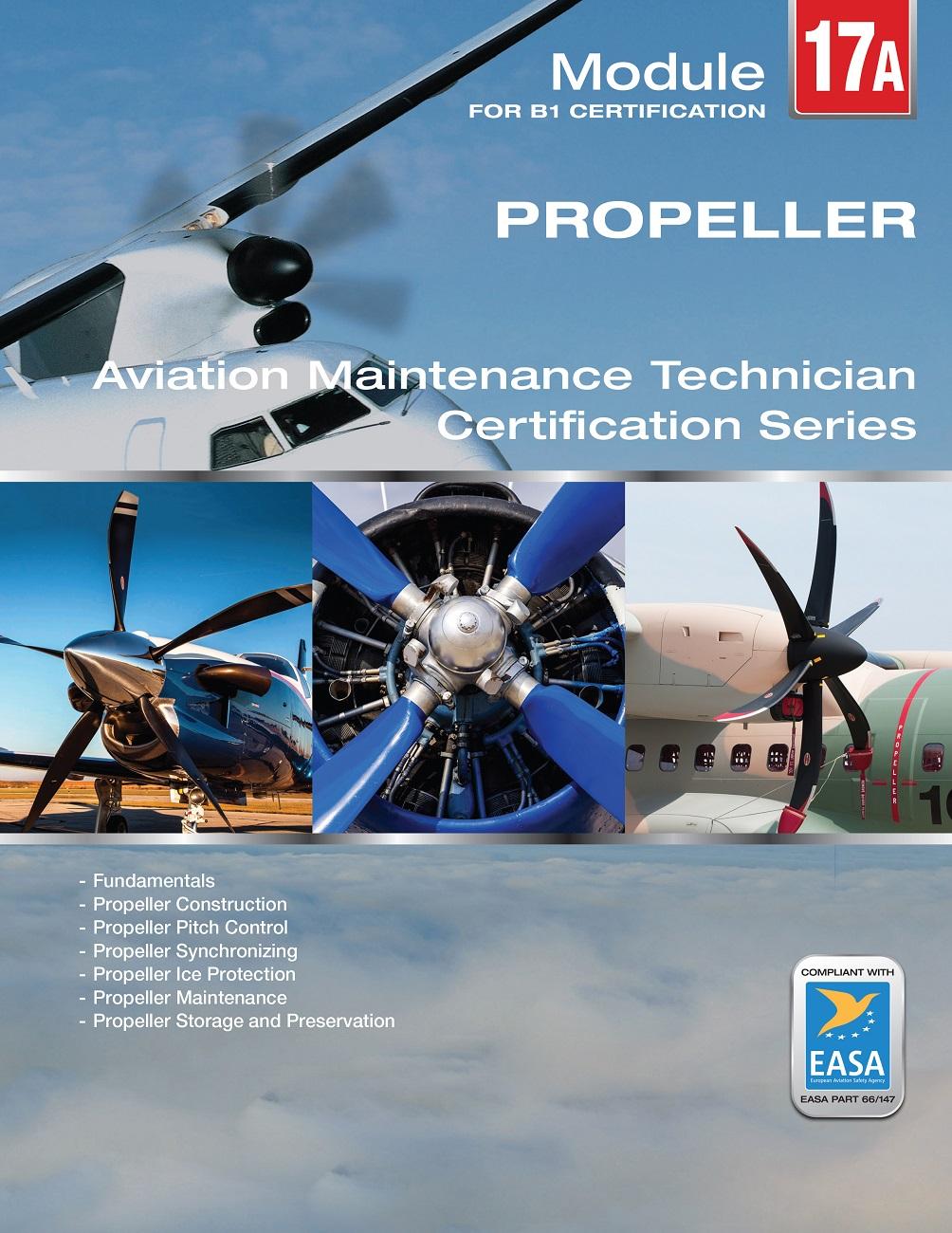 EASA part 66 module 17 propeller