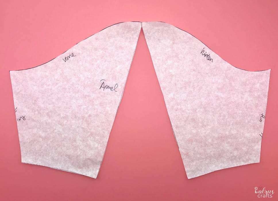 free spirited 70ies inspired dress #sewing #handmadewardrobe