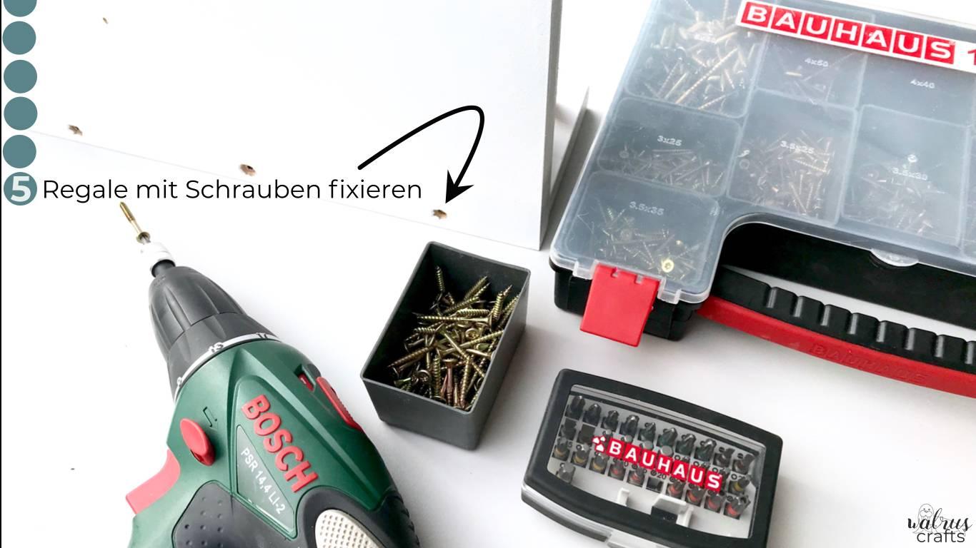 Fadenspulhalter selber machen #fadenspulhalter #sewing #diy