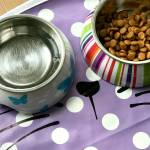 Sew your own cat placemat #catplacemat #sewing #freepattern
