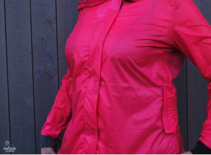 sew yourself a raincoat - check out our version #raincoat #sewing