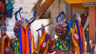 Paro Tshechu - Festival of Delight! Read more at http://easeindiatravel.com/2013/08/23/paro-festival/