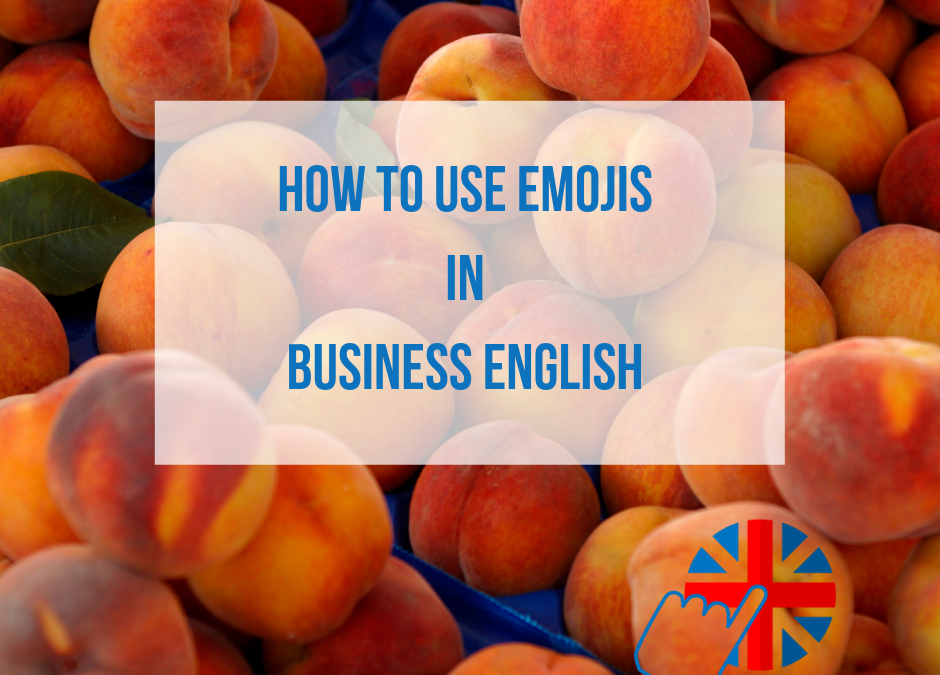 How to use emojis in Business English