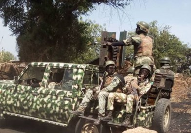 Army denies viral video of soldiers assaulting suspect