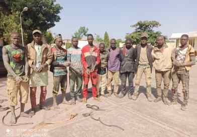 Operation Accord:Bandits Killed, As Troops Arrest Illegal Miners in Northwest Zone