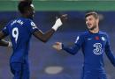 Premier League: Chelsea Trounce Sheffield To Go Third
