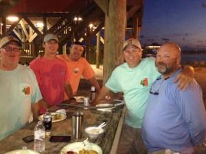 Georgia Alabama Boys 2016 Saltwater Challenge
