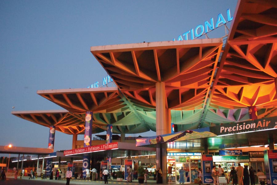 Julius Nyerere International Airport, Dar es Salaam