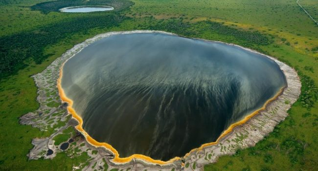 Katwe Explosion Crater