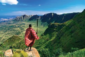 8 Days Panoramic Kenya Wildlife Safari - kenya great rift valley