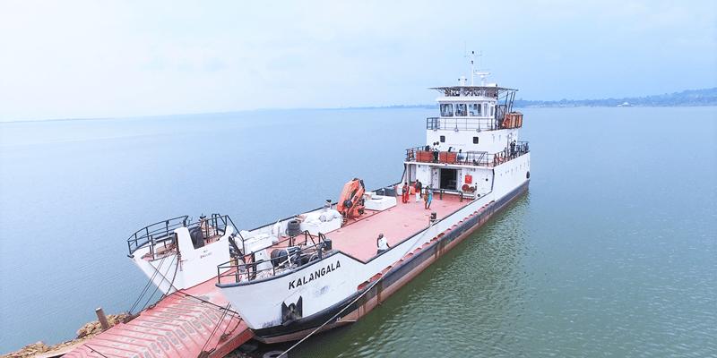 MV Kalangala Ferry from Entebbe to Kalangala Everyday