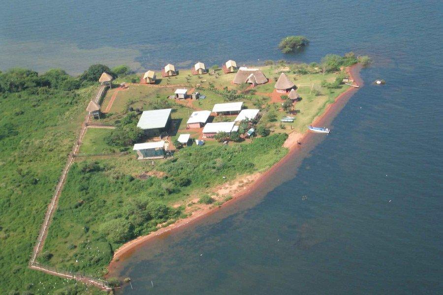 Ngamba Island