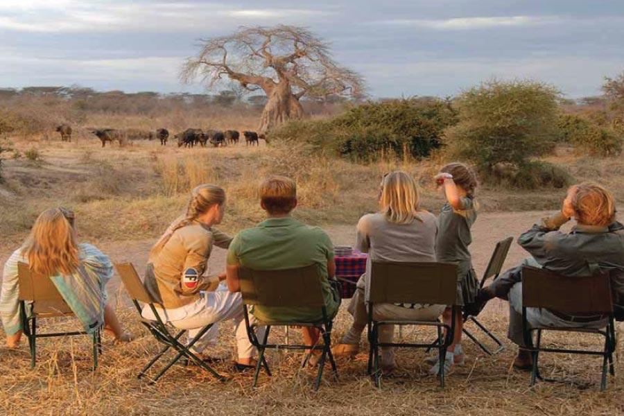 ruaha national park luxury