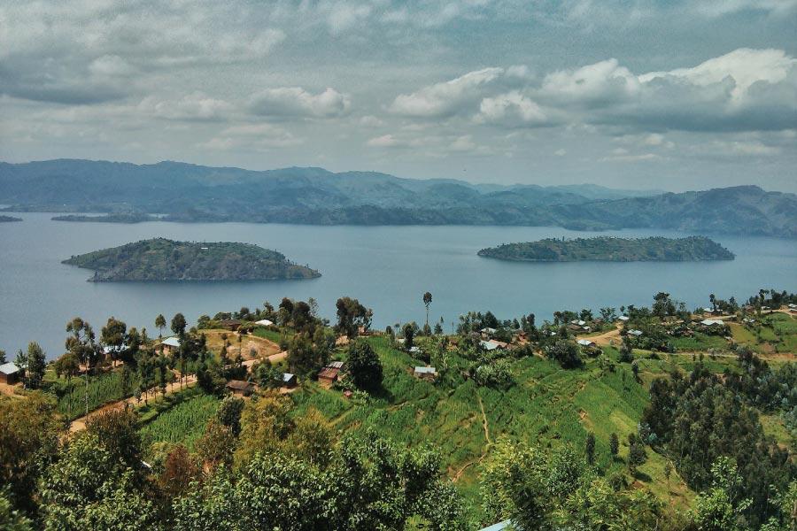 Lake Muhazi, Rwanda