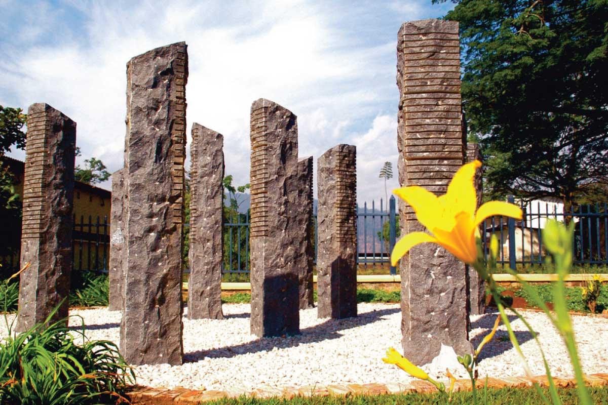 Rwanda Kigali Genocide Memorial Center