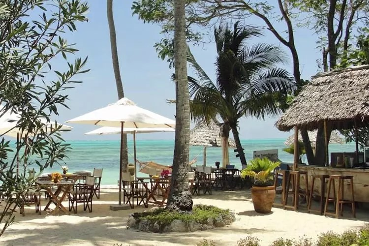 Blue Oyster Hotel Jambiani