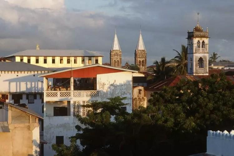 Zanzibar Town Rooftops