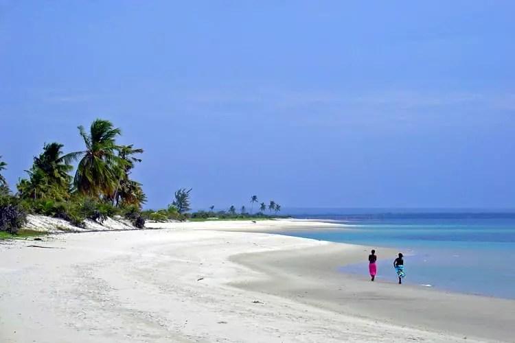 Msimbati Beach
