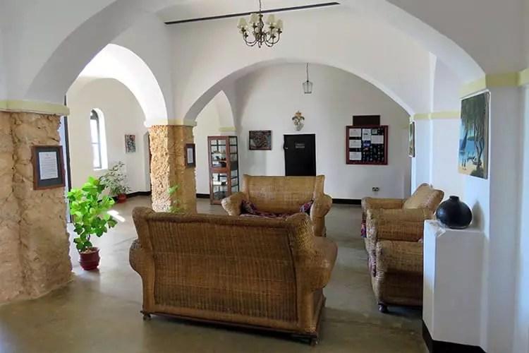 The Old Boma Mikindani Tanzania