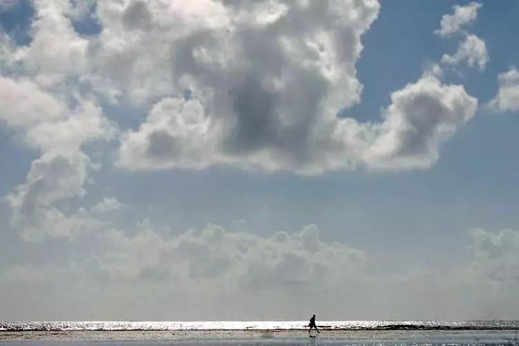 Takaungu Beach View