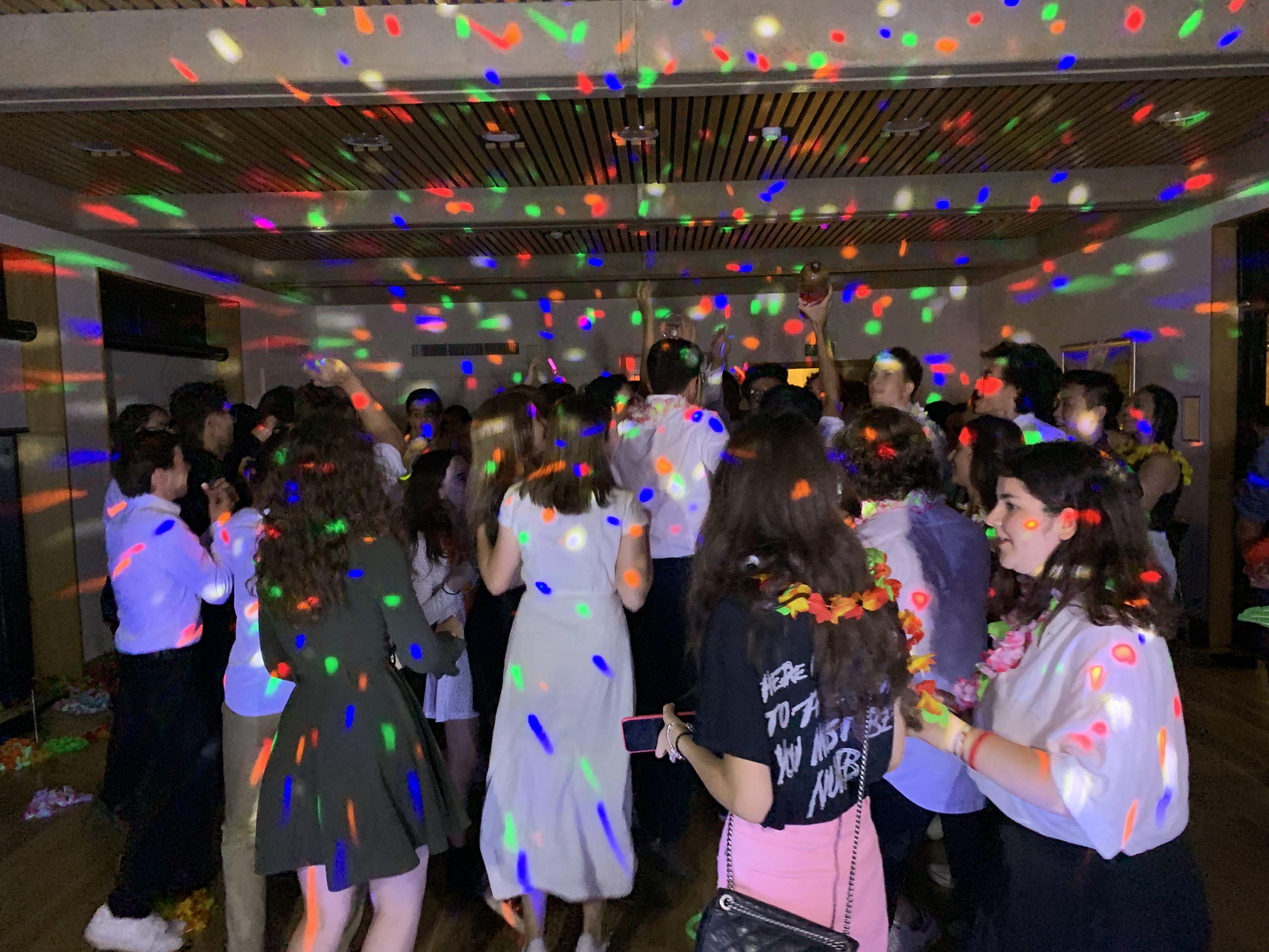 School Prom Disco Norwich