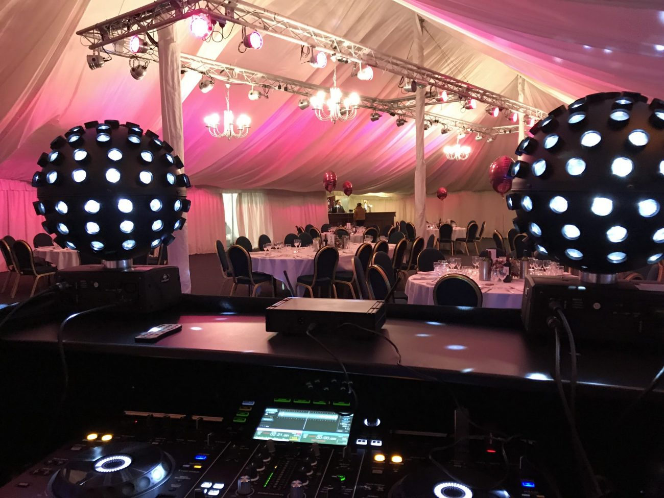 Themed Event Discos