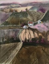 The Tindalls Rosebowl Award: Fieldlines; Winter by Caroline Furlong