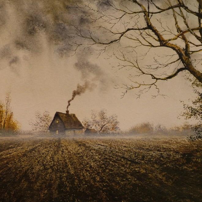 Suffolk Field by Reg Siger