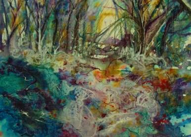 Woodland magic by Mita Higton