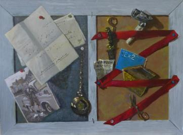 The Babylon Arts Award: Pinboard by John Wells