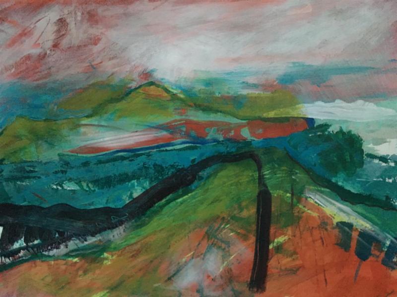 The Daniel Smith Award: Valentia, Ireland by Astrig Akseralian