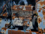 The St Cuthberts Mill Award: Rusting in Peace by Paul Franks