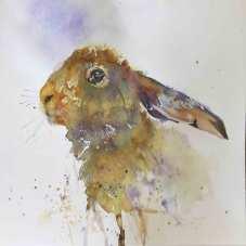 Hare by Helen Clarke