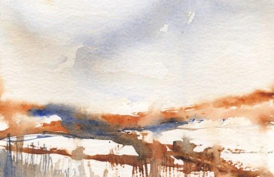 Dartmoor Moorland II by Penny Newman