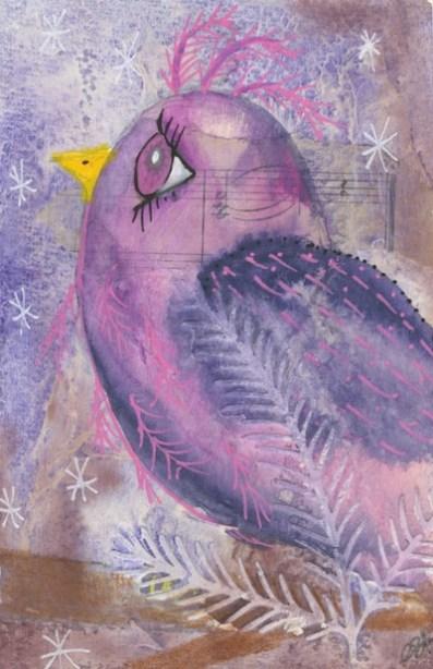 Nightbird by Caroline Furlong