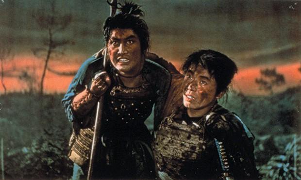 la légende de miyamoto musashi