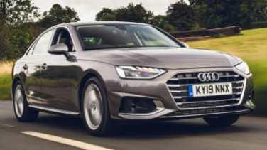 Audi A4 - front