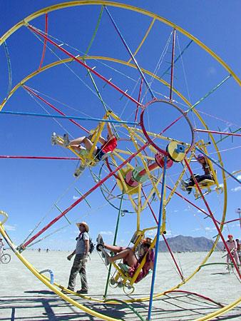 The Bicycle Ferris Wheel