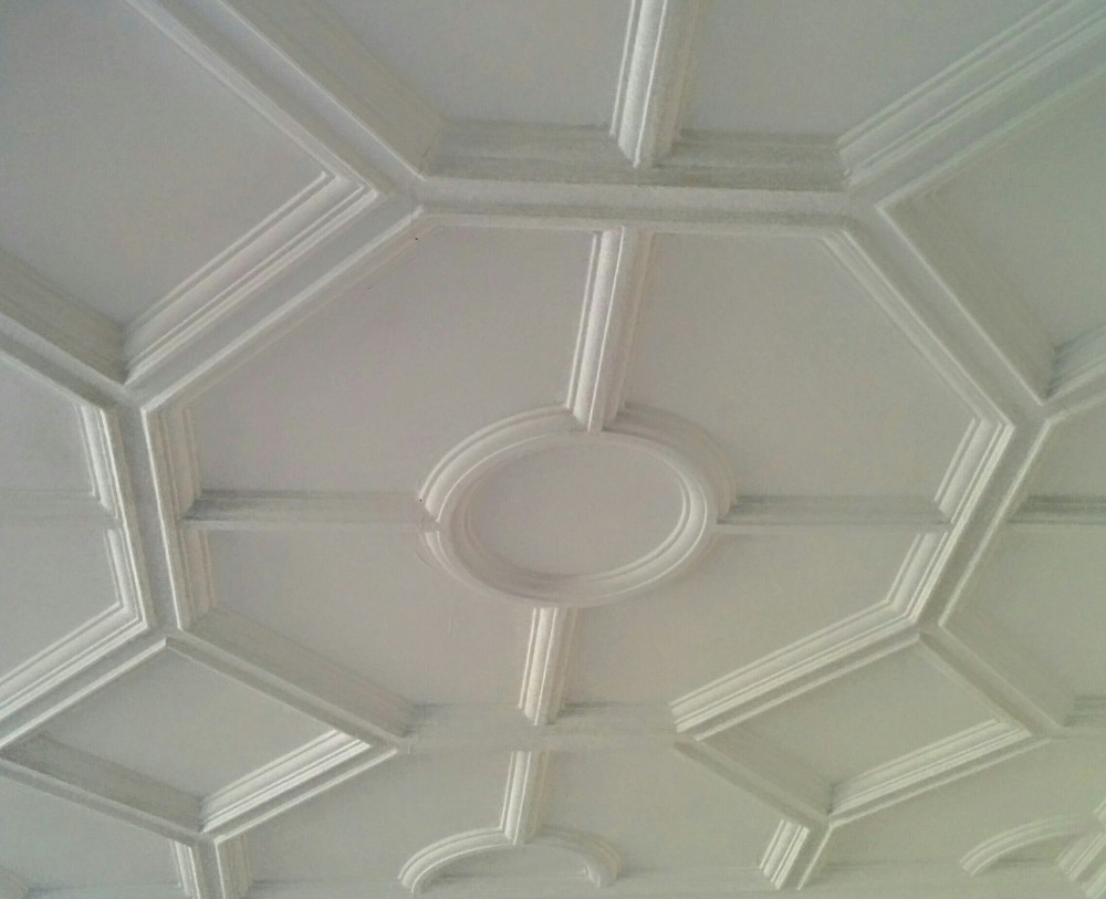 Bedroom ceiling | Eastbourne Diary