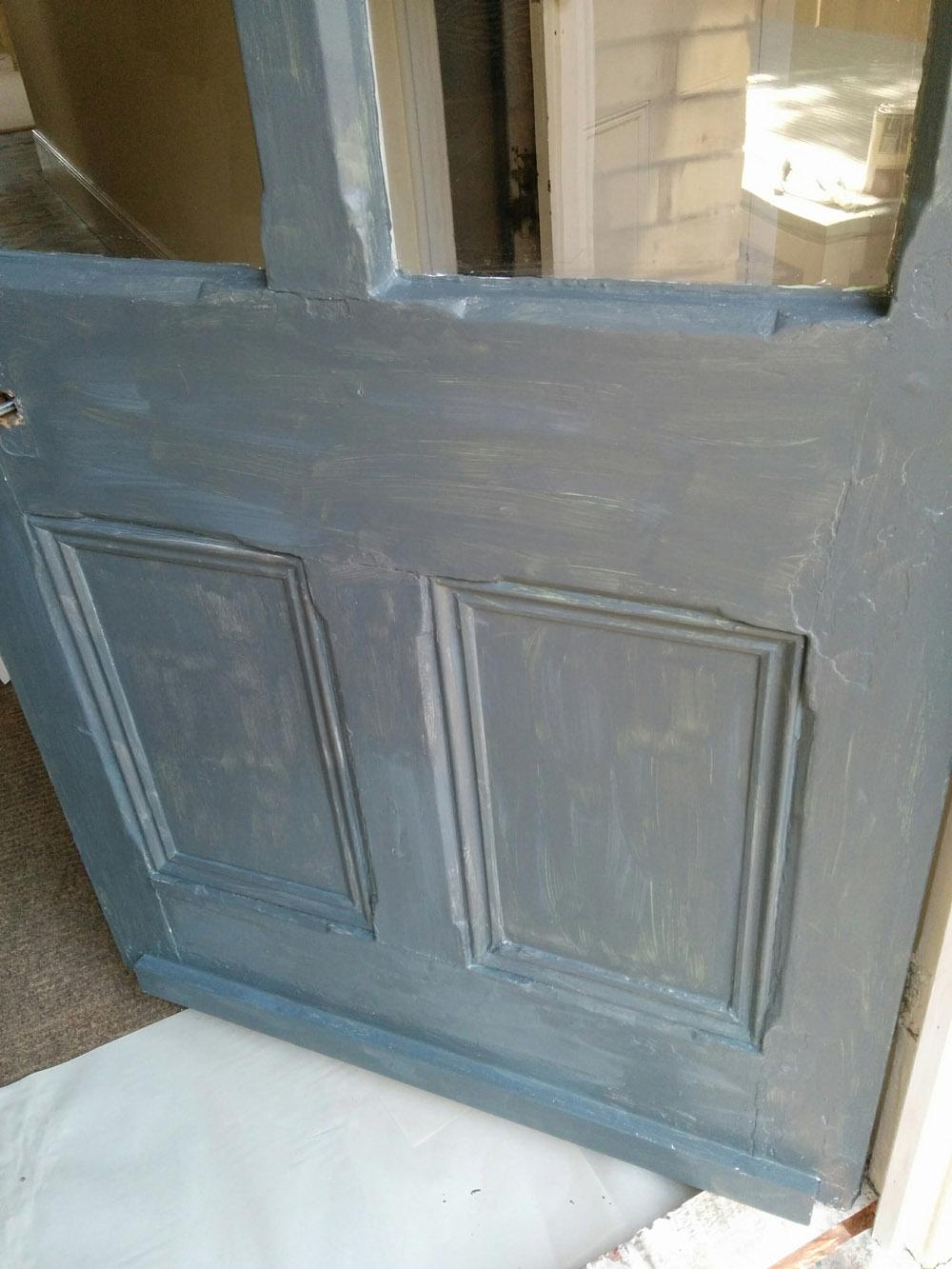 backdoor undercoat