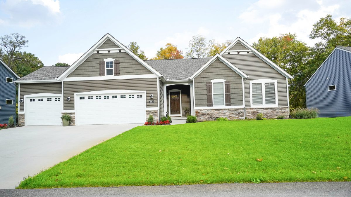 Sycamore Woods Community Eastbrook Homes