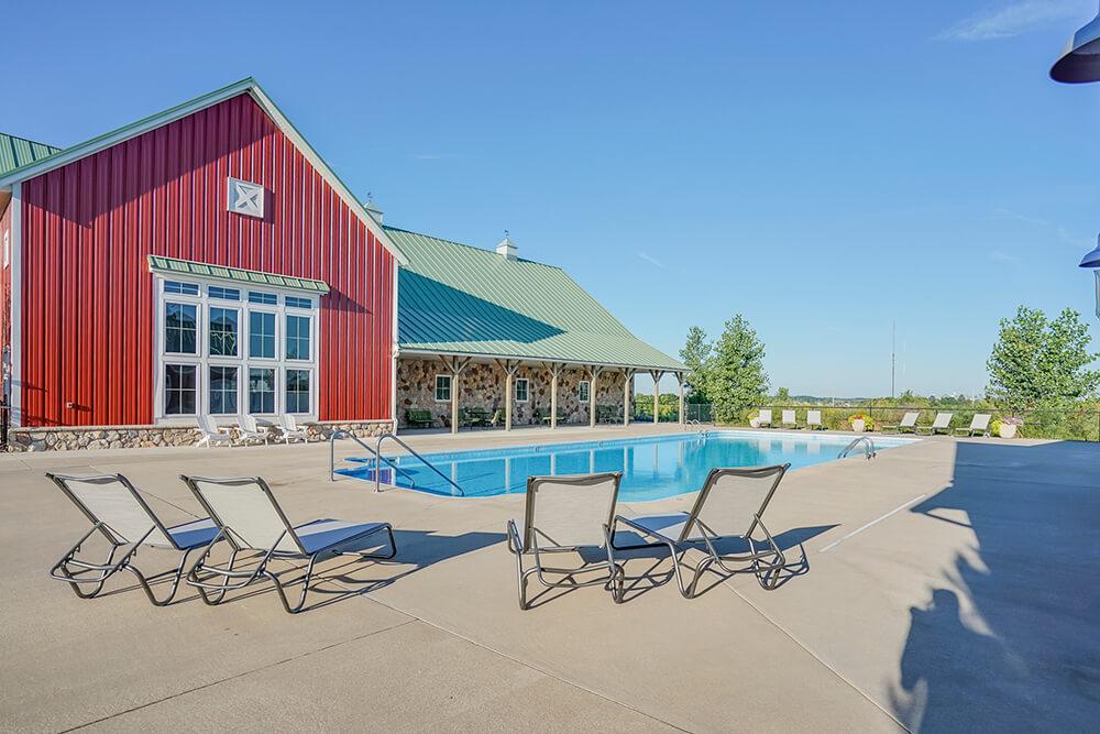 Prairie Winds Community | Eastbrook Homes