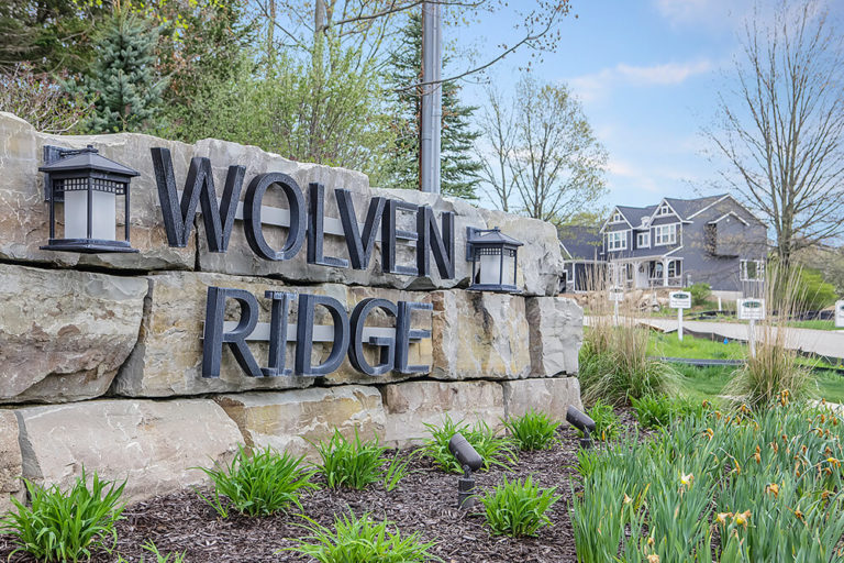 New Housing Developments - Wolven Ridge - WolvenRidgeGrandOpening-RockfordMichigan-CustomHomes-TwoStoryFloorPlan-CraftsmanSingleFamilyHomes-60-768x512